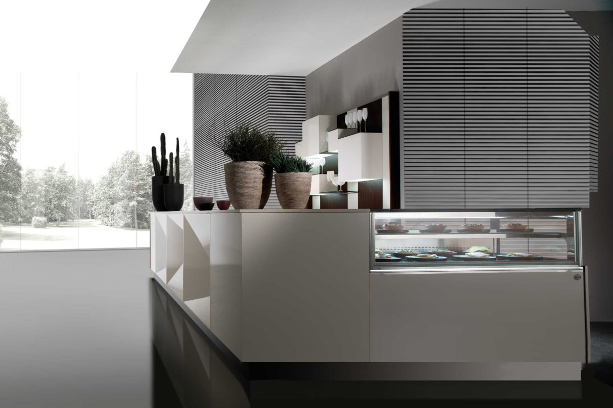 Arredo miami arredamento per bar artic for Artic arredo bar