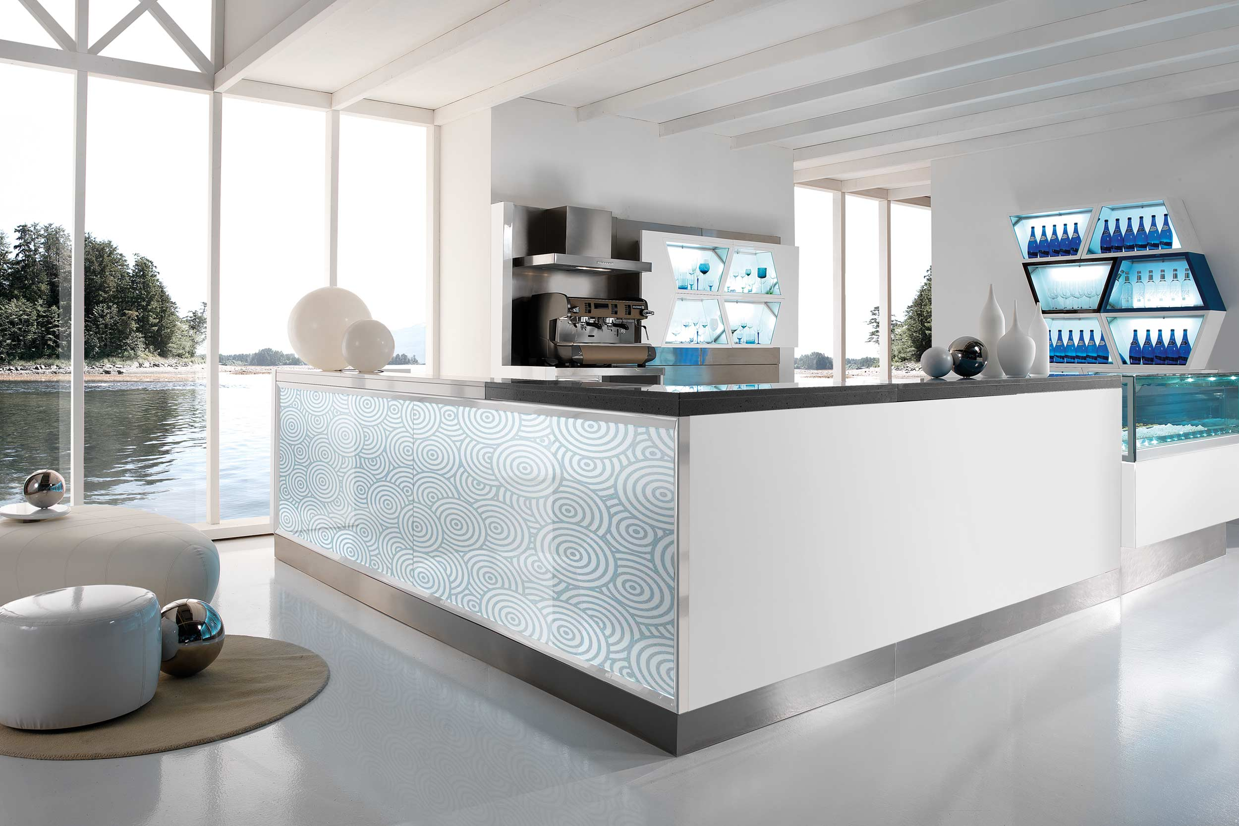 Arredo tata arredamento per bar artic for Artic arredo bar