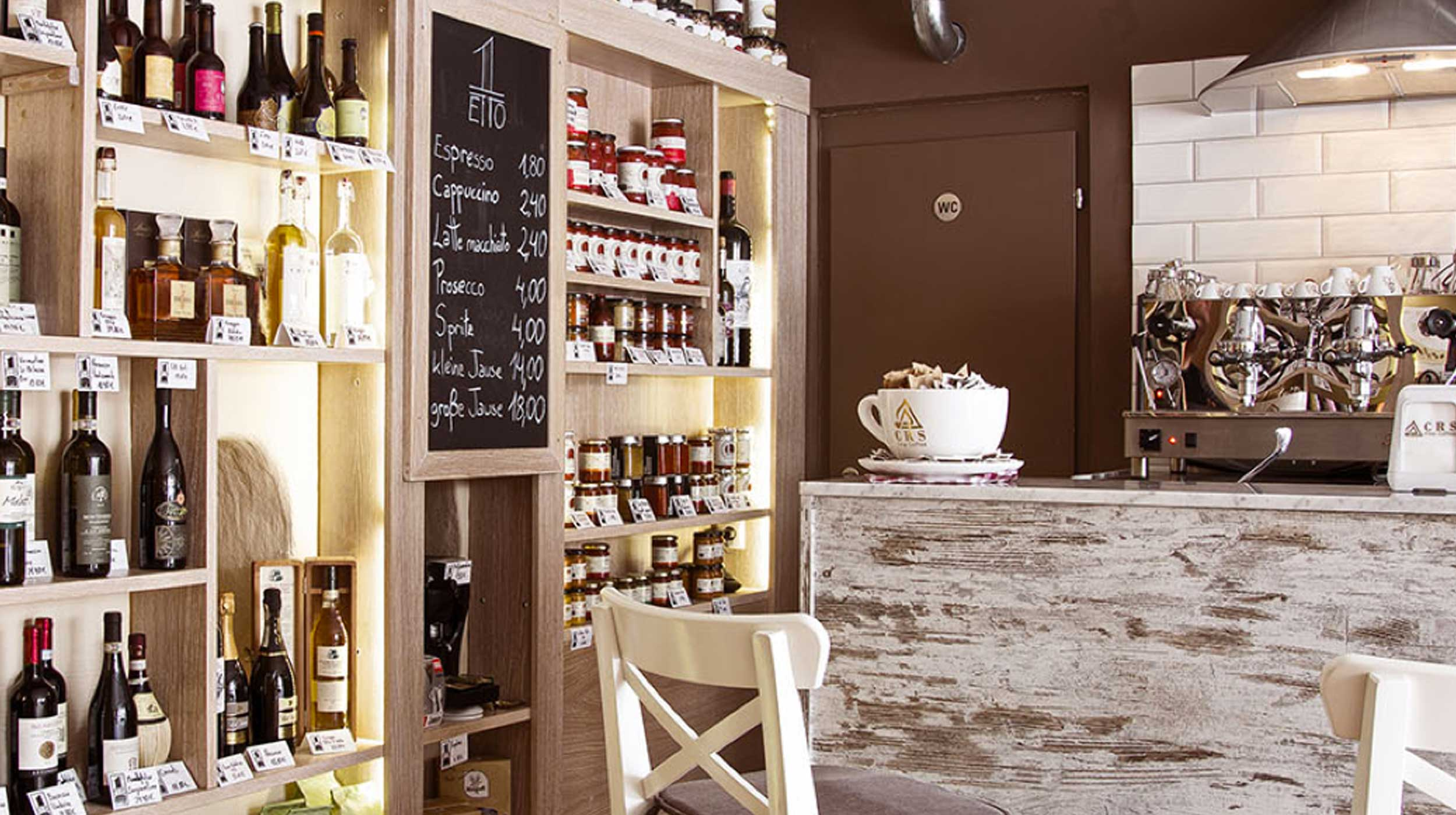 Etto | Arredo Bar, Pasticcerie e Gelaterie