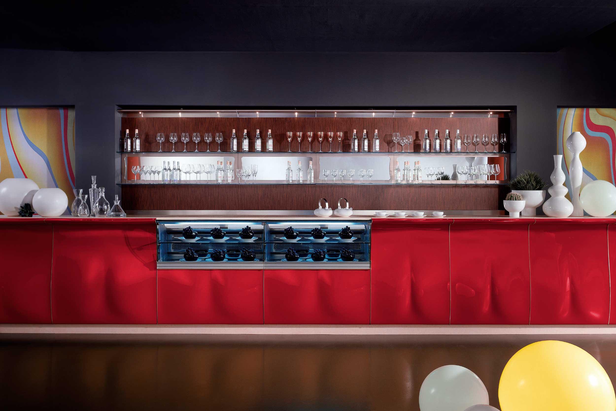 Arredo lucky arredamento per bar artic for Artic arredo bar