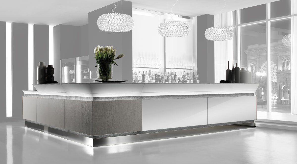 Home artic for Artic arredo bar