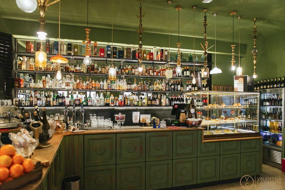 Stile tropical bar Ravenna