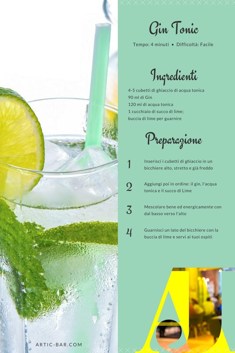 Cocktail estate 2017: Gin Tonic