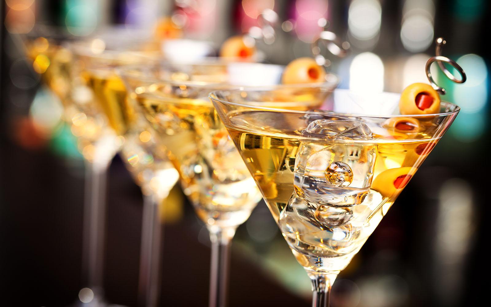 Bicchiere da cocktail: coppa Martini