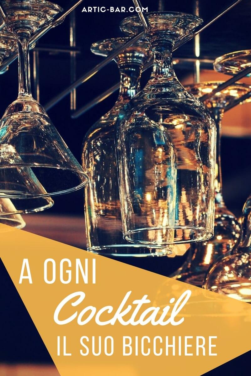 Ad ogni cocktail il suo bicchiere